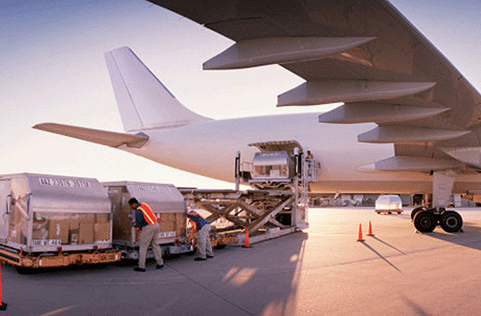 Freight and forwarding