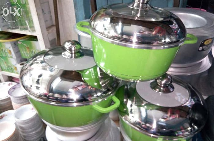 Kitchenware and home accessories