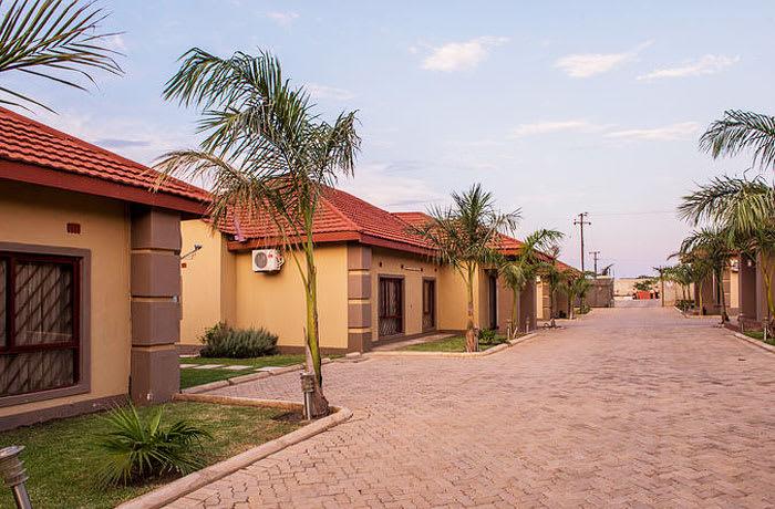 Villas provide space and flexibility