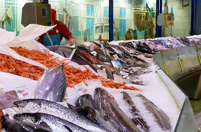 Fresh fish or frozen fish with bespoke filleting and preparation