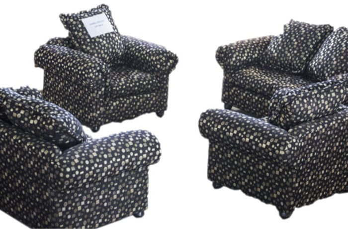 Tailor made couches perfect for domestic or commercial use