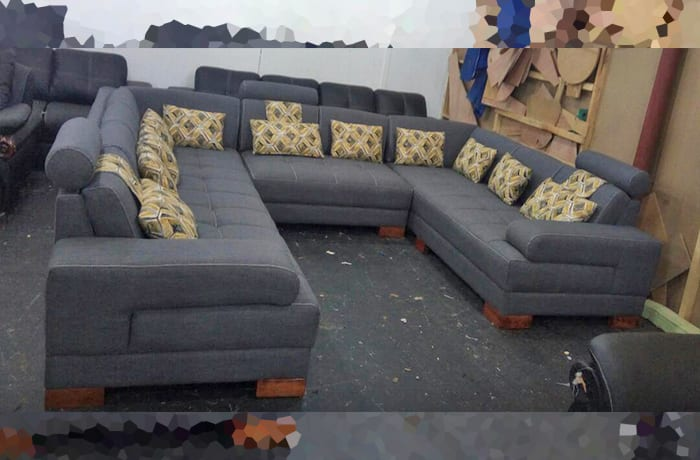 Provides quality residential and commercial upholstery