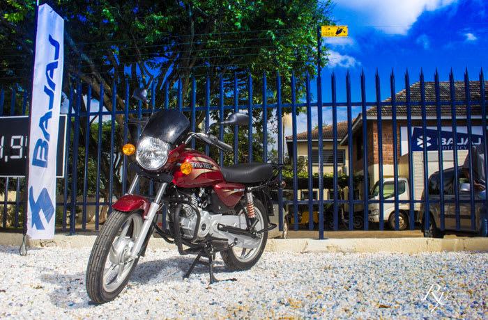Motor bike sales