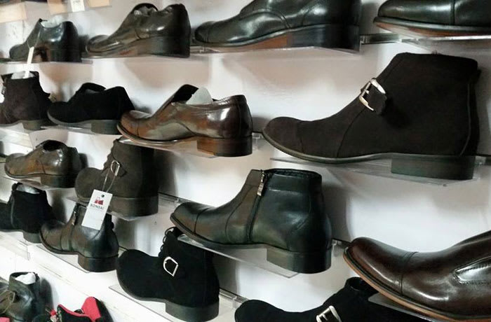 Footwear and Leathergoods