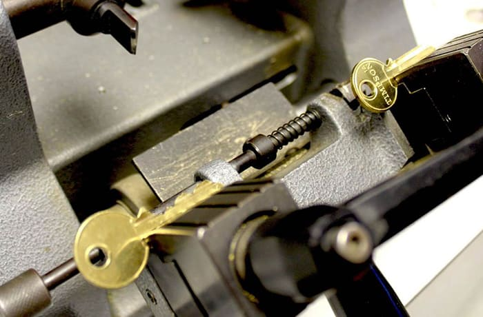 Professional, quick key cutting services