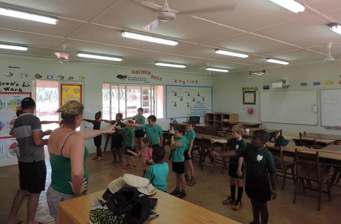 Trident Preparatory School tailor their lessons to address the needs of each child