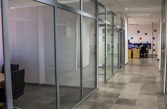 Internal office separators