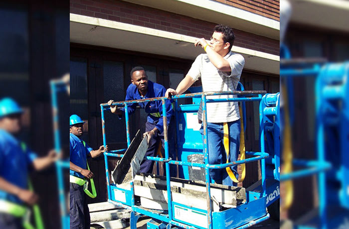 Guarantee on workmanship