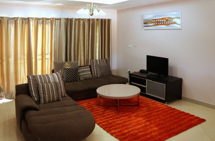 Conveniently located, stylish and spacious executive apartments