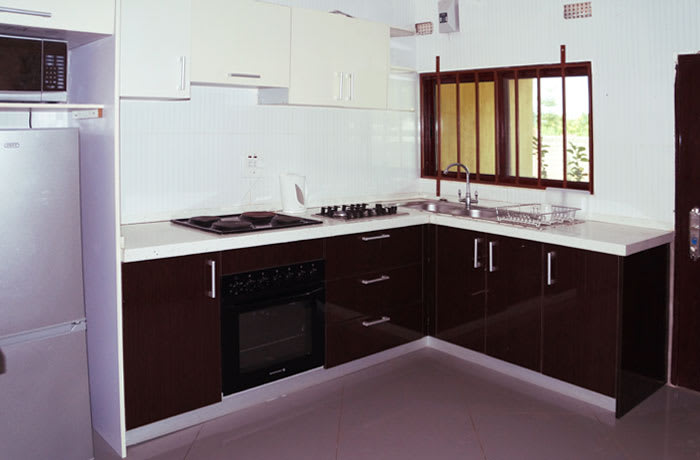 All apartments are built with a focus on style, comfort and quality