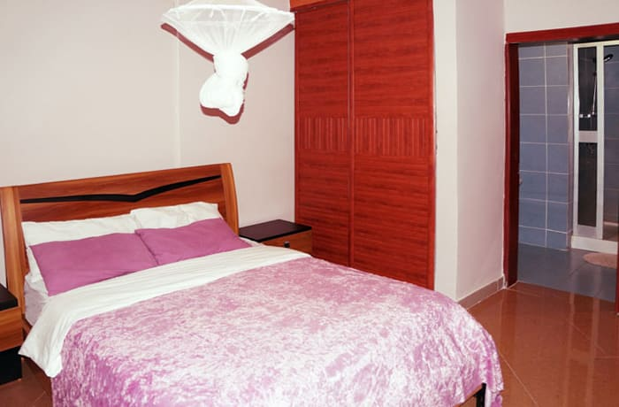 Variety of accommodation to choose from