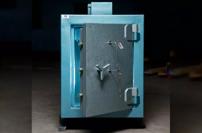 One year warranty on all safes
