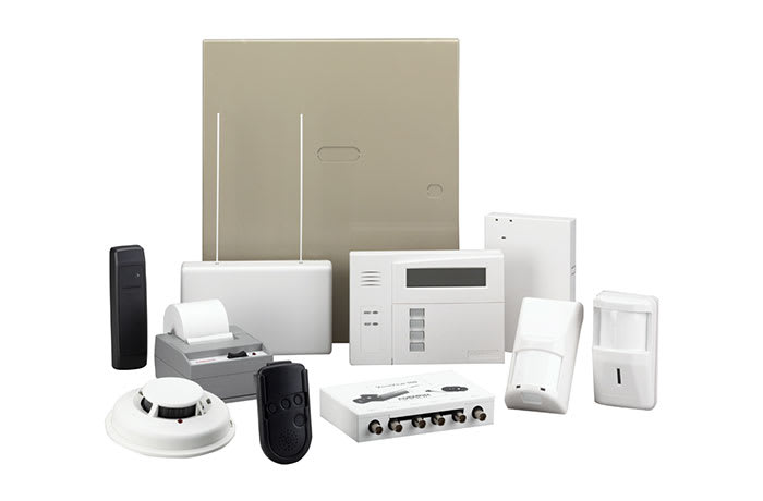 Access control and alarm systems
