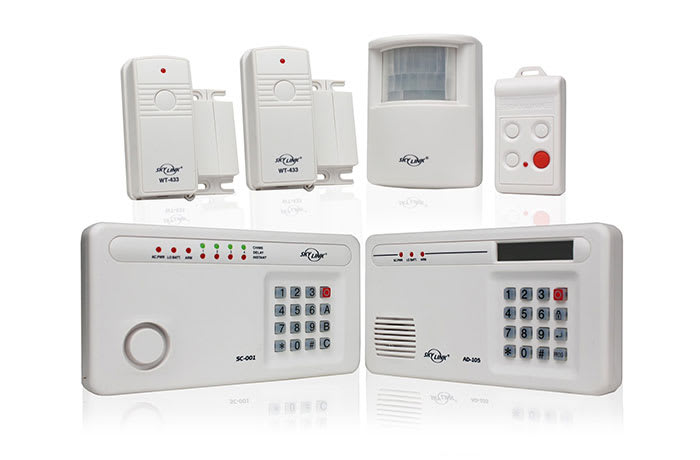 Supply and installation of Alarm systems