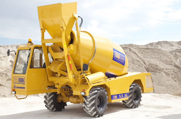 Construction equipment hire