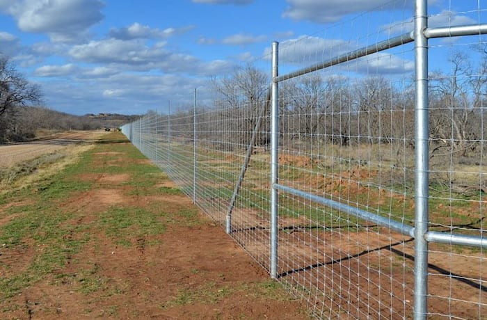 Long-lasting fences that require little to no maintenance