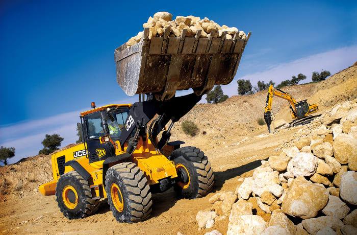 Leading manufacturer of the backhoe loader