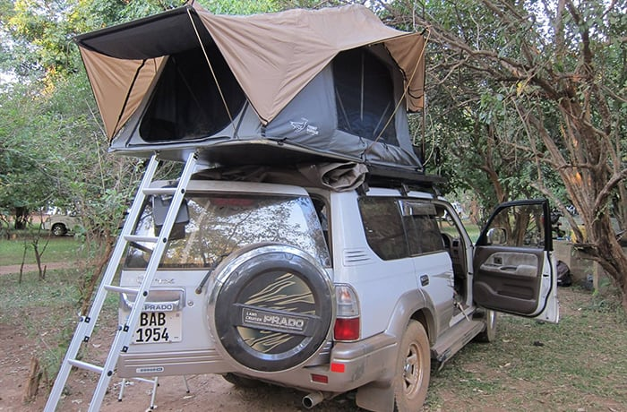 Overland vehicles from Drive the Wild