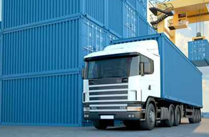Domestic, regional and international road freight services