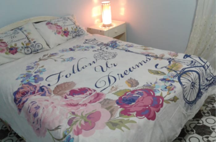 Fully furnished rooms built around beautiful landscaped gardens