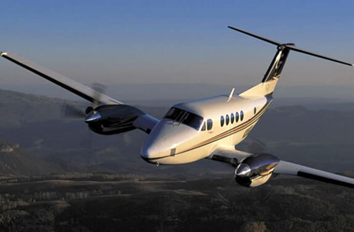 Royal Air Charters can accommodate various trip requests
