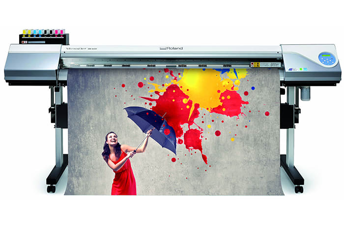 High end large format printers from 1800mm to 3000mm wide