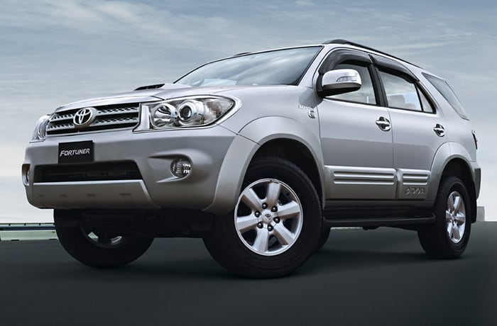 Toyota used vehicles are available at reasonable prices