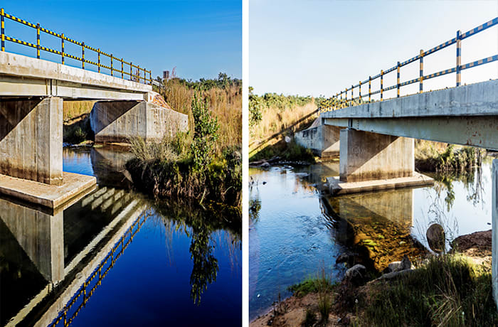Projects in water, sanitation and reticulation