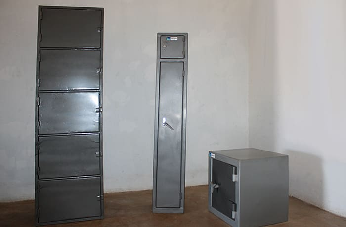 A complete range safes, vaults and cabinets