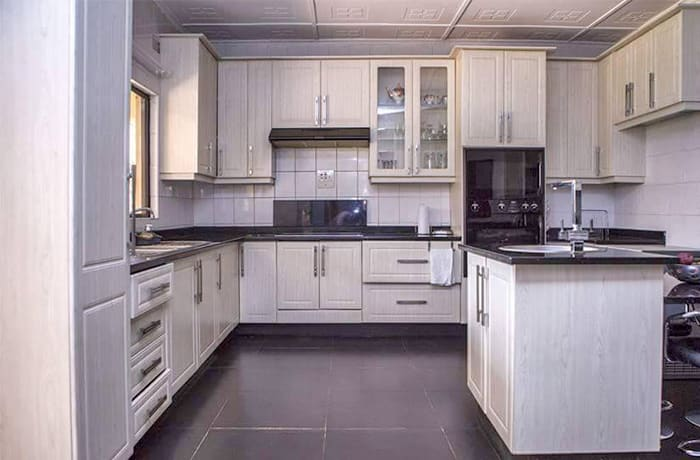 Wide selection of kitchen, bathroom and bedroom units