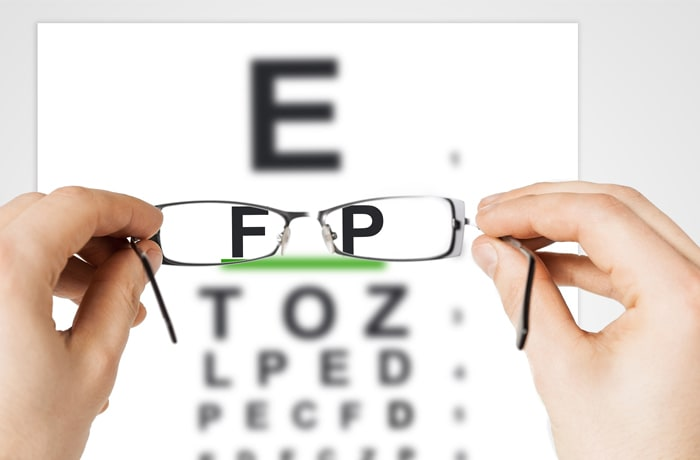 Eye examinations at Tokyo Optician