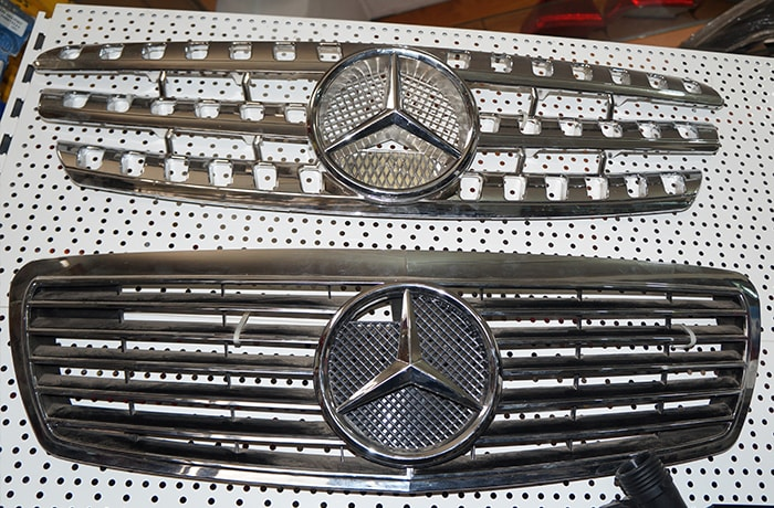 Stock a huge choice of parts for popular vehicle makes and models