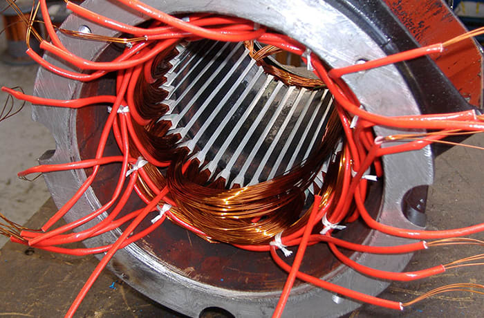 Experience in rewinding D.C and A.C electric motors and generators