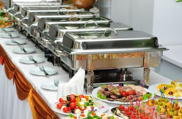 Professional catering services for all corporate and private functions