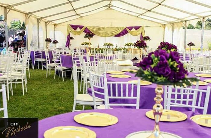 Provides decor for event planners regardless of the type of event