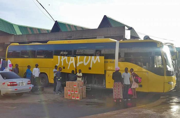 Shalom Bus Services | Buses and Coaches, Parcel and courier