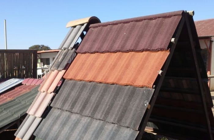 Manufacturing quality steel roofing tiles and accessories
