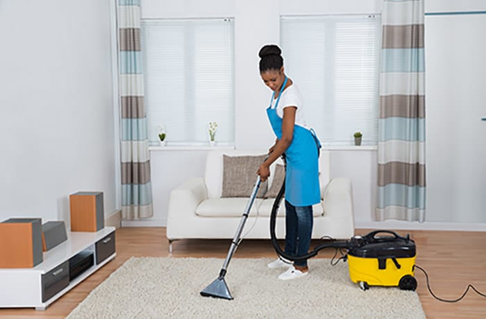 Weekly, fortnight or monthly cleaning service