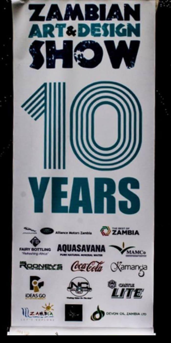 Zambian Art & Design Show (ZADS) 10 years on
