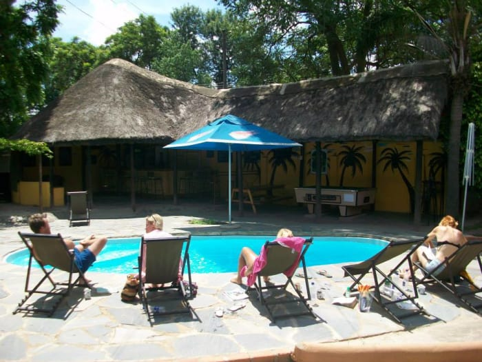 Conveniently located in the central area of Lusaka