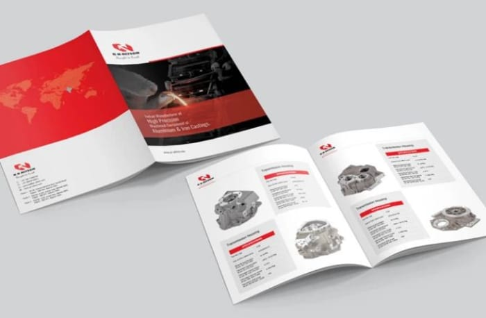 Professional business card, brochure, flyer and logo design services