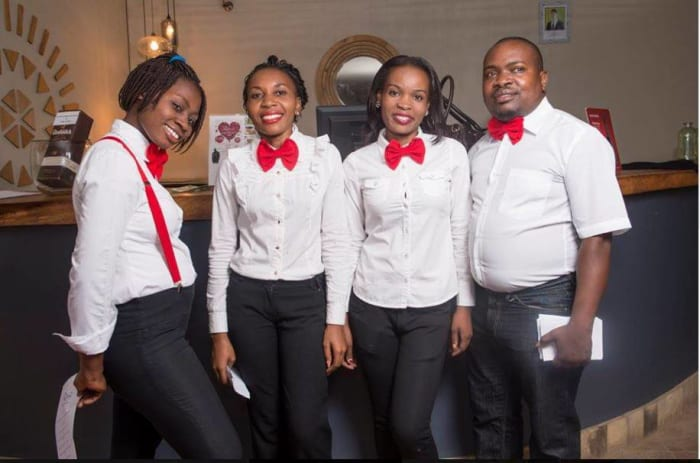 Highly enthusiastic events team are at your service