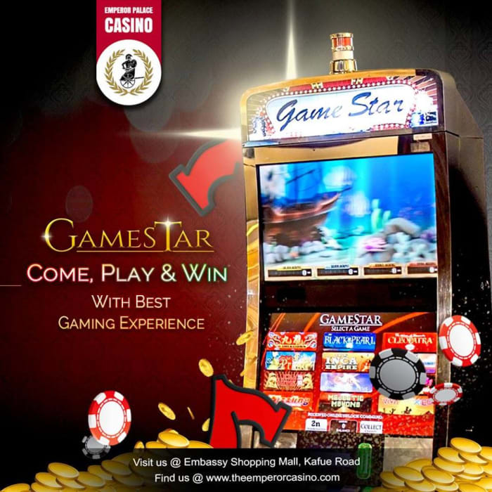Slot for some gratification and get a chance to win big!