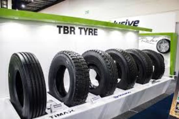 Comprehensive line of durable and high quality TBR tyres