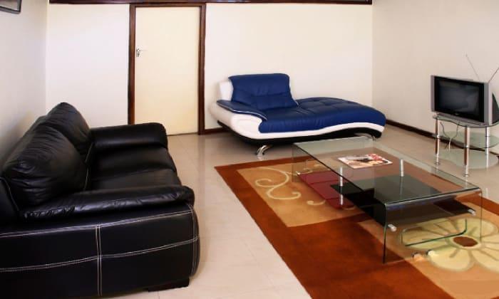 Single storey apartments