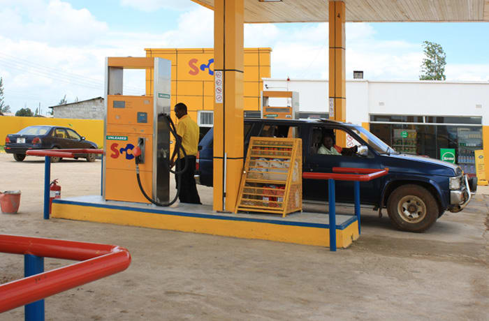 20 filling stations conveniently spread around Zambia