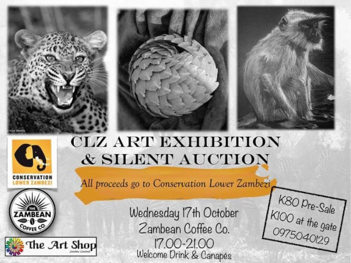 Art Exhibition and Silent Auction