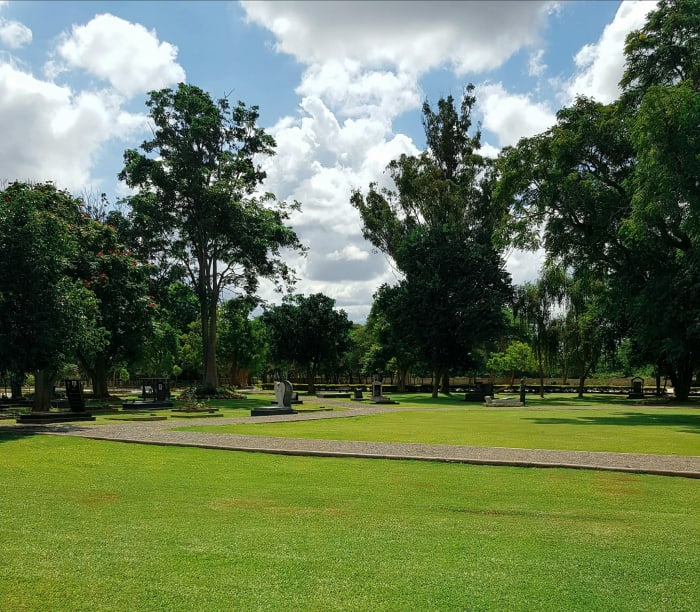 Strict design guidelines to ensure the beauty and serenity of the park