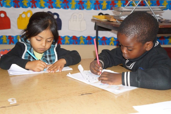 School focuses on building on inate skills and knowledge
