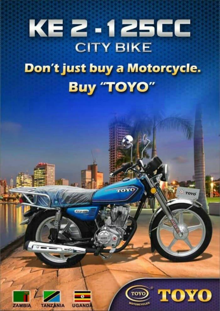 KE2-125CC - city bike available in store